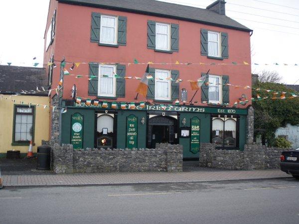 Irish pub, co Galway, Ireland